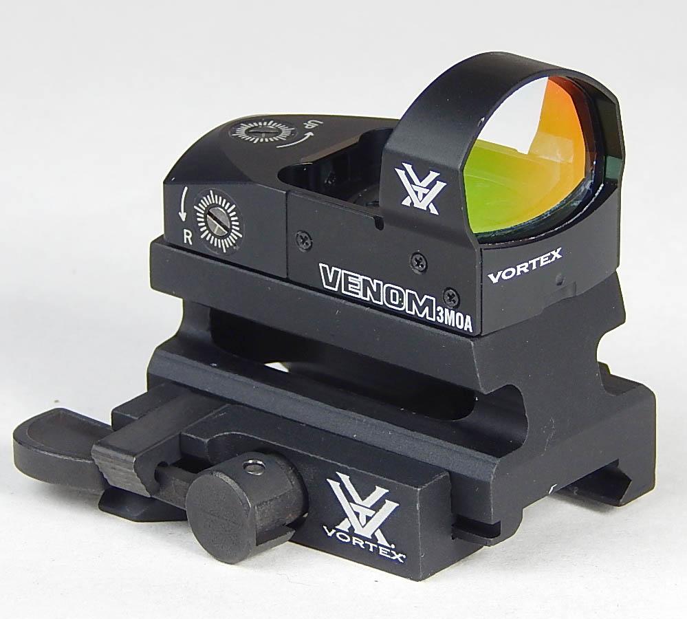 Vortex Venom Stock image